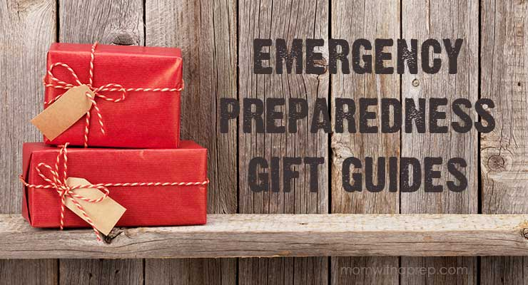 Emergency Preparedness Gift Guides for Christmas and your family