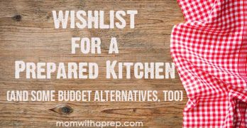 Preparedness Kitchen Tool Wislhlist | Gift Guide