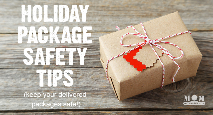 10 Holiday Package Delivery Safety Tips