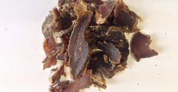 a handful of pemmican