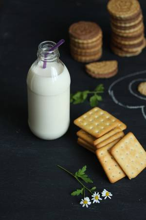 crackers and milk - hardtack recipe