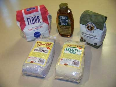 hardtack recipe ingredients