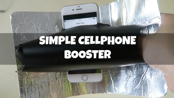Homemade Cell Phone Signal Booster: How To Build It Yourself