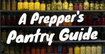 A Prepper's Pantry Guide