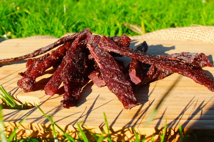 pemmican for picnic